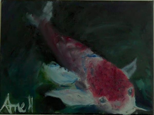 Lola koy painting original art