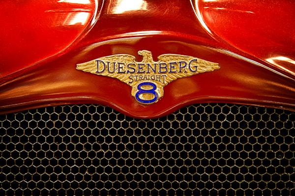 Duesenberg Photography Art | templeimagery