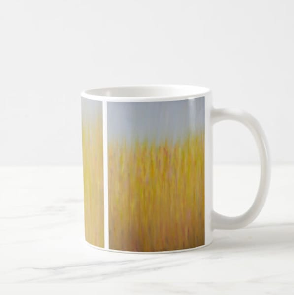Mug 11oz Early Spring Rain by Rachel Brask