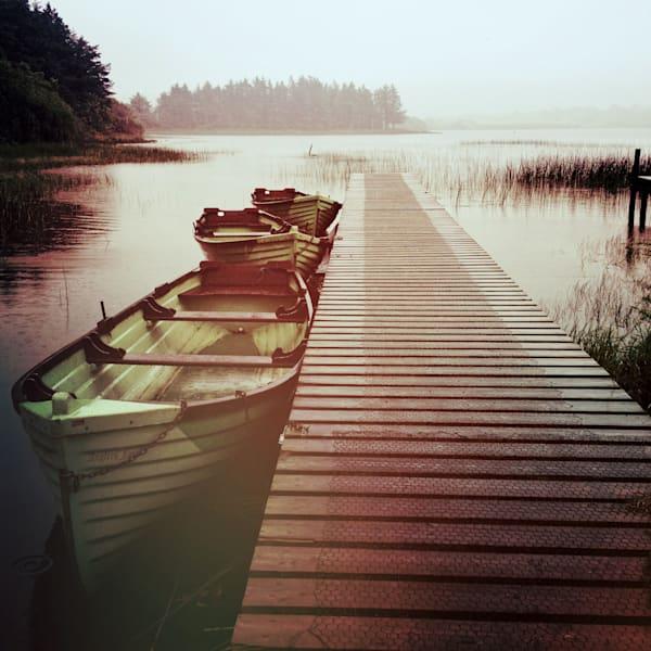 Fishing Boats, Moher Lough Art   photographicsart