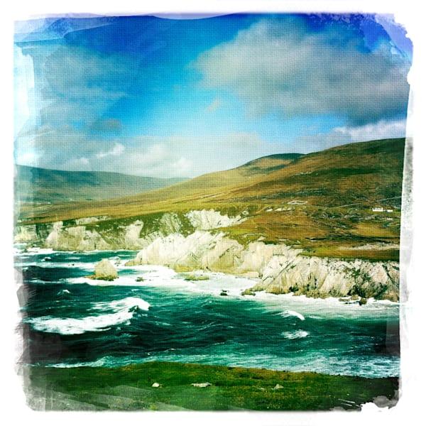 Achill Island Coast Art   photographicsart