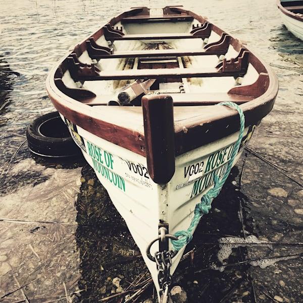 Fishing Boat, Lough Carra