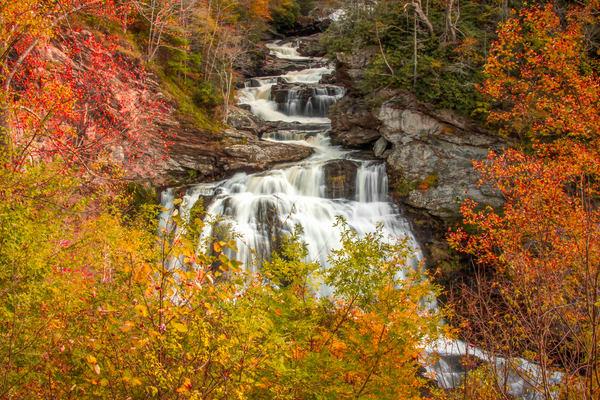 Autumn At Cullasaja2 Photography Art | Red Rock Photography
