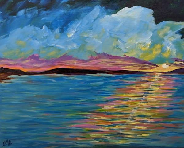 Stormy Sunset | LML Studio Art