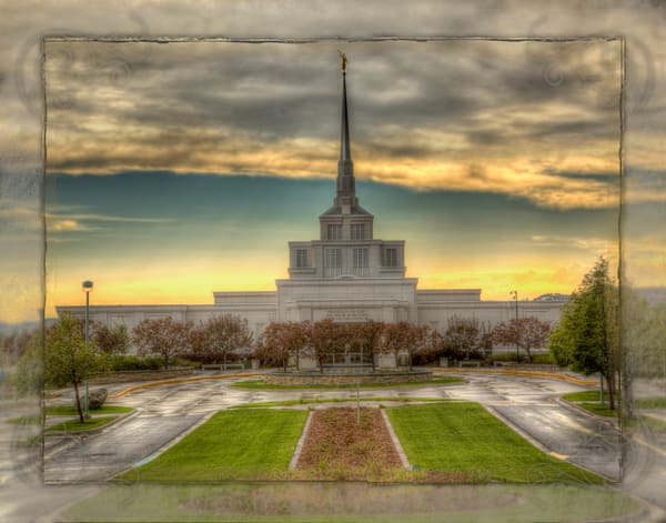 Billings Wyoming Temple