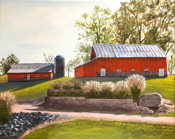 Isom Farms Art | alanajudahart