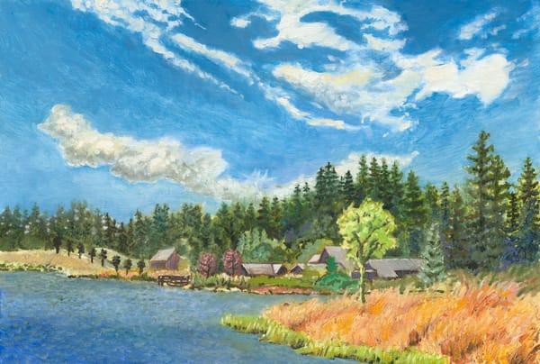 Lawrence Bahrych -  NL1 Ellis Preserve Shaw Island WA