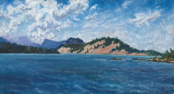 Lawrence Bahrych - Spieden Island