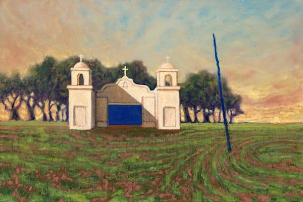 Lawrence Bahrych - Winter Fields
