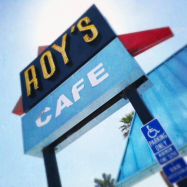 Roy's Cafe Art   photographicsart