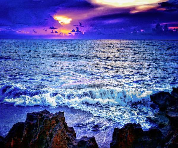 Purple Sunrise Photography Art | Mark Stall IMAGES