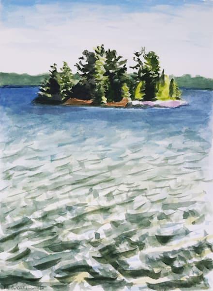 Island by Mark Granlund