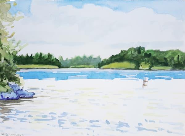 Lake Day 2 by Mark Granlund