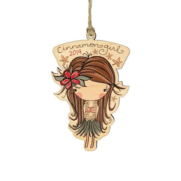 HI Biz Ornaments | Cinnamon Girl Limited Edition Ornament