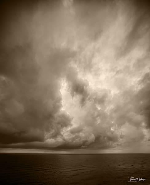 Gulf Sky, 2019 by Thomas Wyckoff