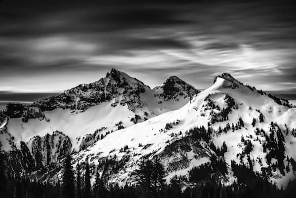 Tatoosh Long Exposure