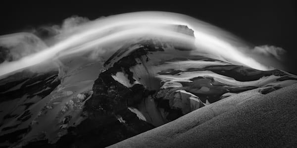 Mount Baker Lenticular