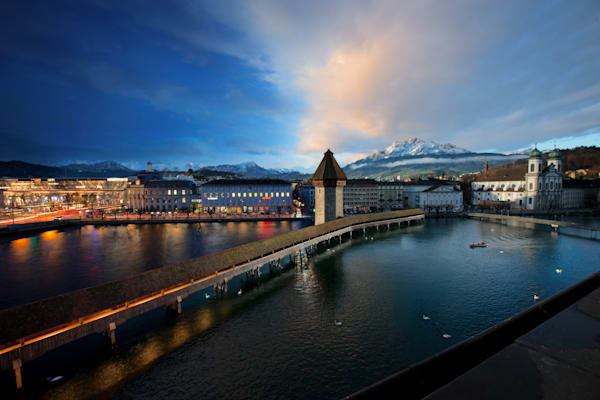 A Day At Lucerne