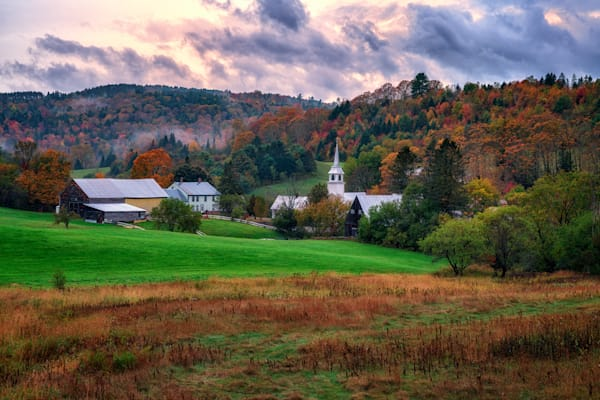 East Corinth, Vermont | Shop Photography by Rick Berk