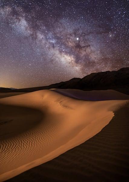 Starry Dunes by Douglas Sandquist