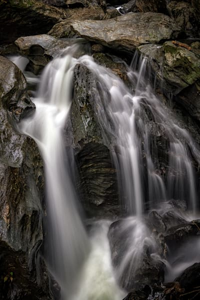 Bingham Falls Cascade | Shop Photography by Rick Berk