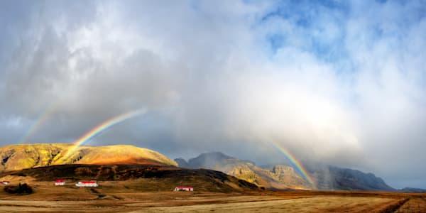 Rainbow Farm Photography Art | templeimagery