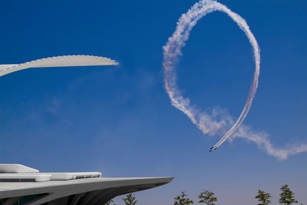 Flying Loop Art | Mark Stall IMAGES