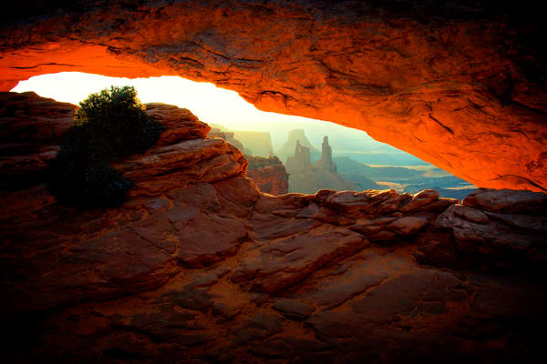 Arch Sunrise Photography Art | templeimagery