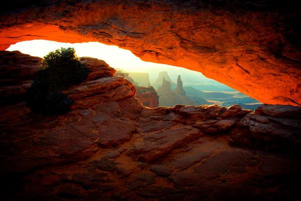 Arch Sunrise