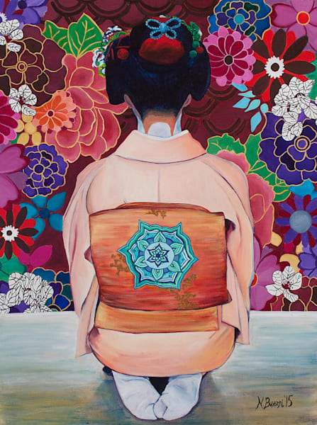 Solace  Art   Neena Buxani