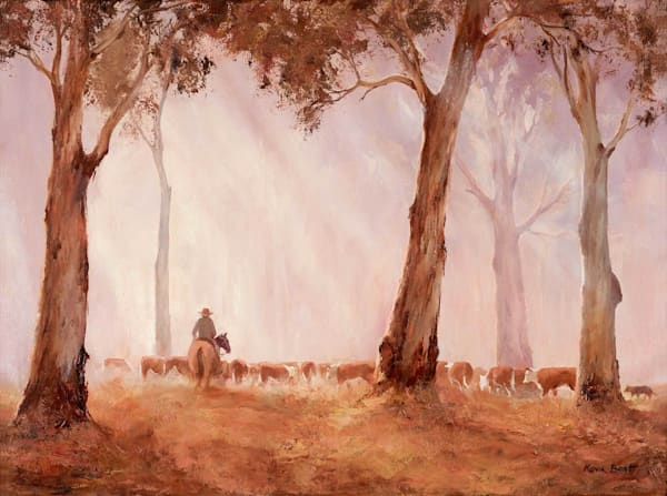 Mustering in the Mist