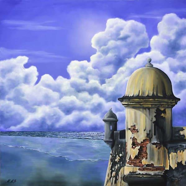 Storm Brewing | Original Oil Painting Art | MMG Art Studio | Fine Art Colorado Gallery