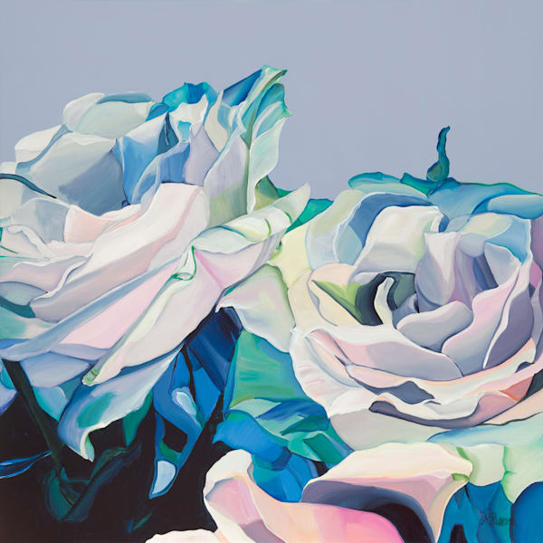 Porcelain Roses