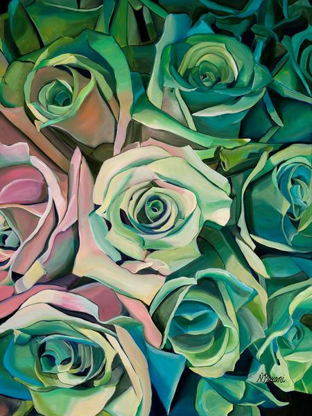 Emerald Roses