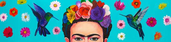Frida's Hummingbirds