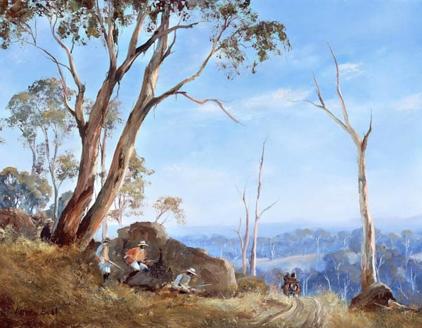 The Eugowra Ambush - Ben Hall