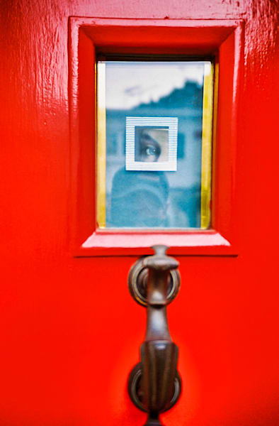 Who's There Photography Print   Gifts For Art Lovers