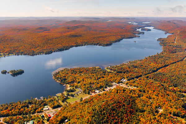 4th Lake Eagle Bay Aerial Photography Art | Kurt Gardner Photogarphy Gallery