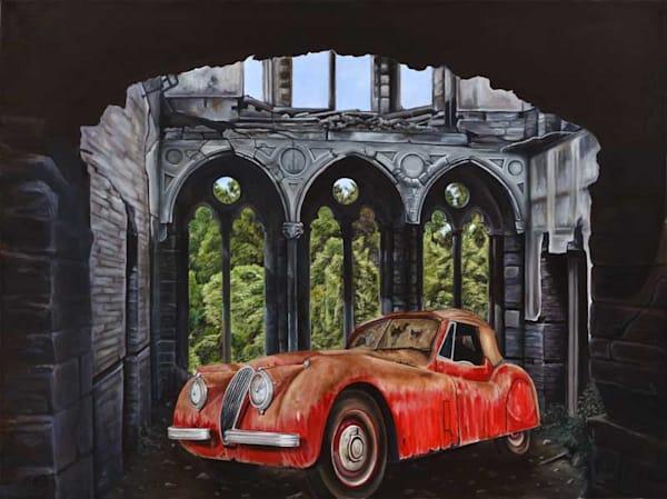 Hidden Treasure | Original Oil Painting Art | MMG Art Studio | Fine Art Colorado Gallery