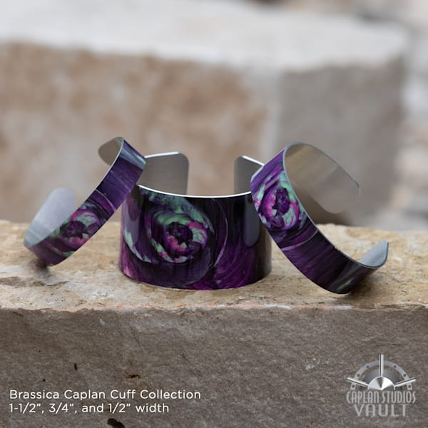 Brassica Caplan Cuff
