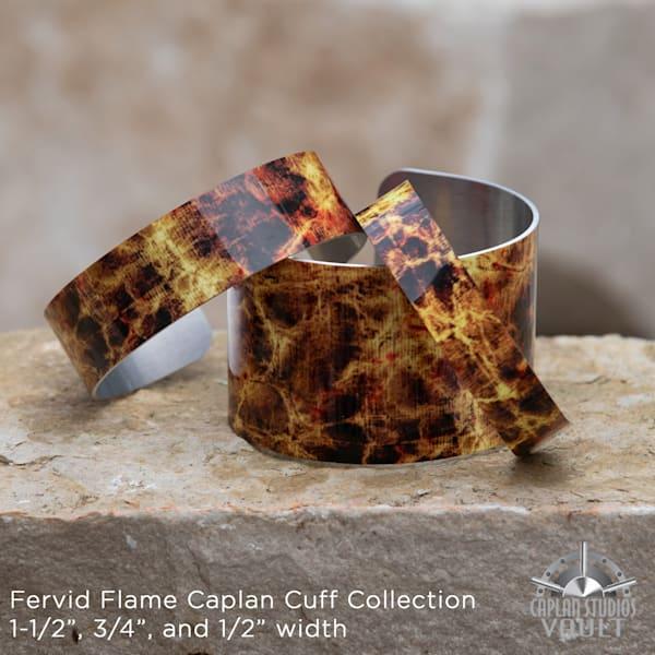 Fervid Flames Caplan Cuff