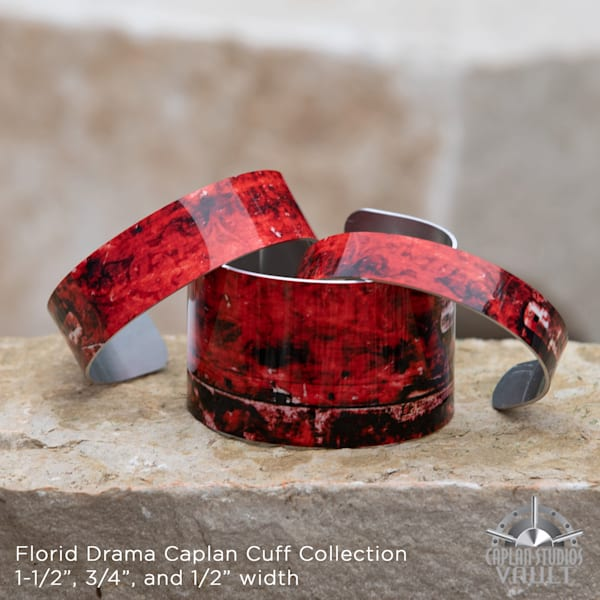 Florid Drama Caplan Cuff