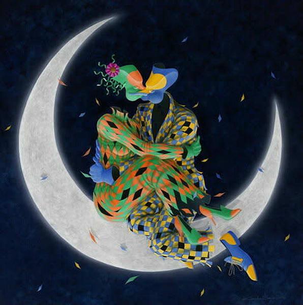 Beijo na Luna