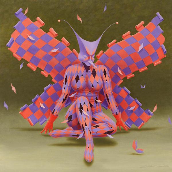 Butterfly Barboleta