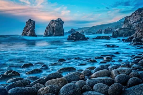 Big Sur Blue   Big Sur California   Douglas Sandquist Photography