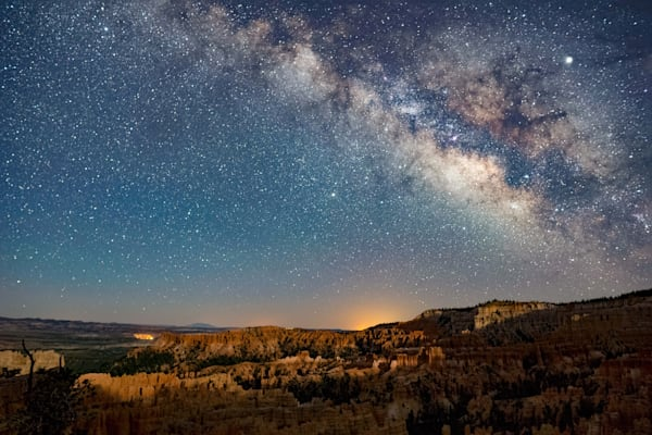 Son's Milky Way | Bryce Canyon National Park | Douglas Sandquist Photography