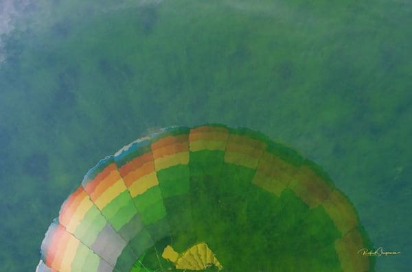 Hot Air Balloon Series: Reflection | Shop Prints | Robert Shugarman Photography