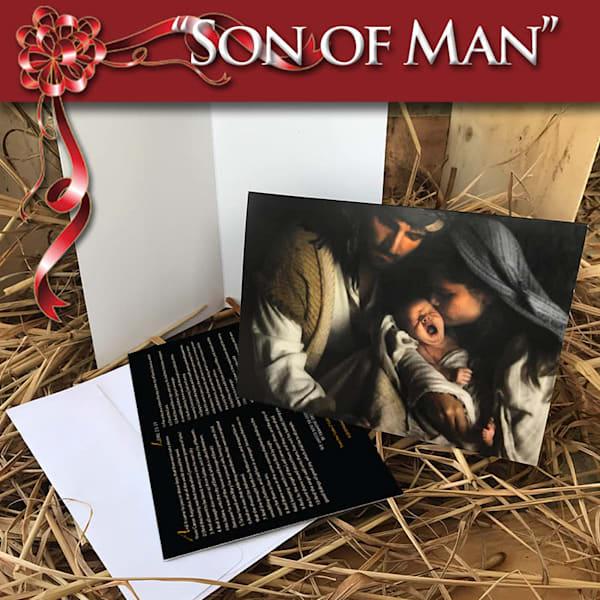 Son of Man (10 Pack of Cards + Envelops)