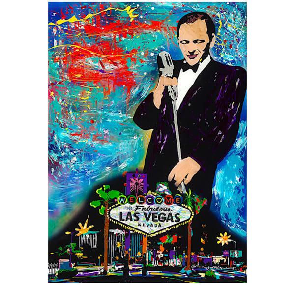 Wild Night At Frankie's Oasis | Original Art | JD Shultz Art