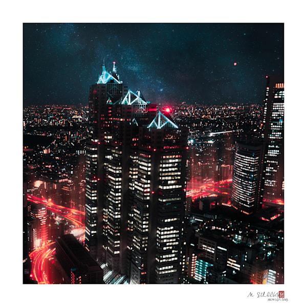 Matej Silecky Instagram Favorites Japan Cityscapes